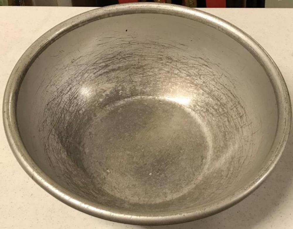 Bowl, Mixing