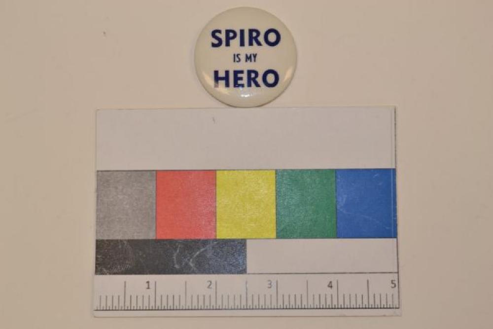 Pin, Campaign